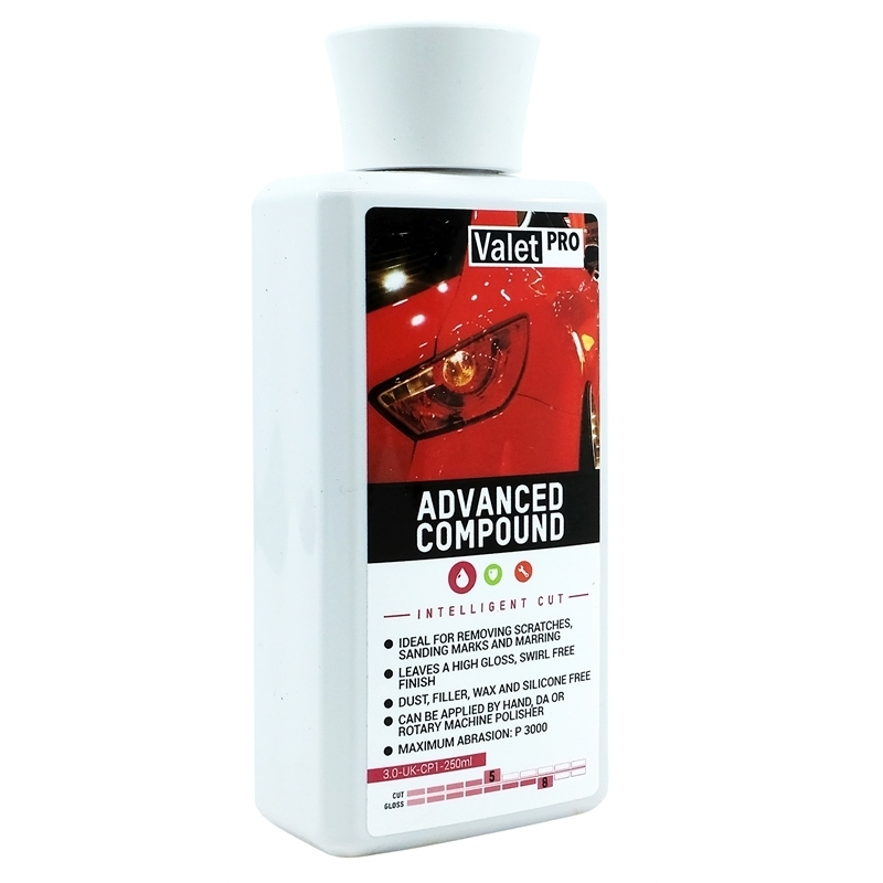 Advanced Compound 250ml ValetPRO - Polish hard - AM-Detailing