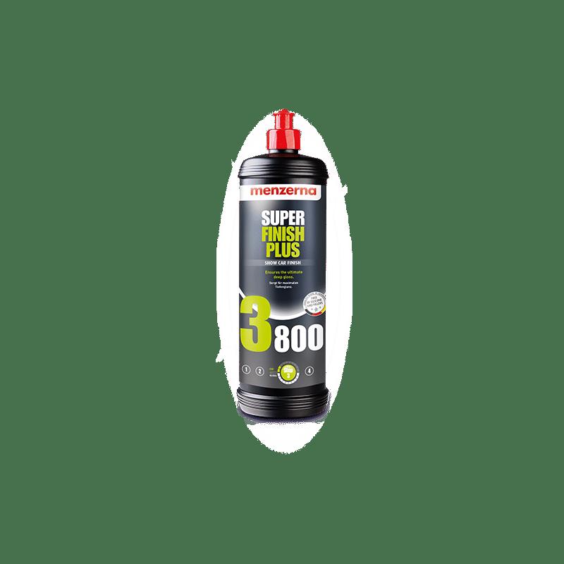 3800 Super Finish Menzerna - Polish finition - AM-Detailing
