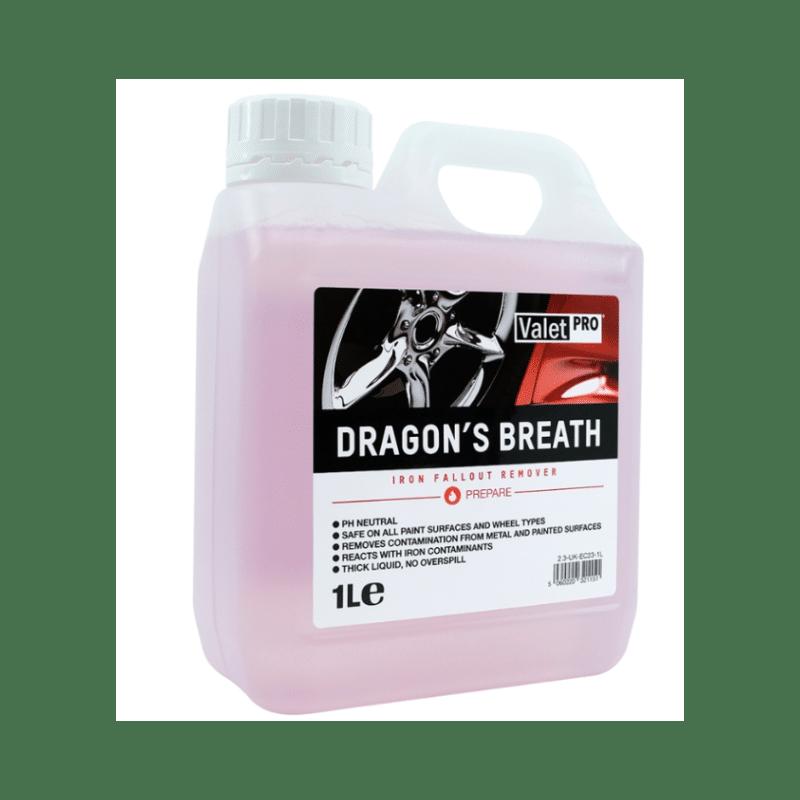Dragon's Breath ValetPRO - Décontaminant ferreux - AM-Detailing