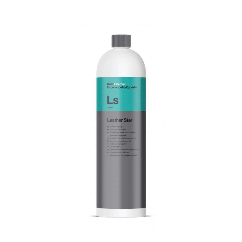 Leather Star Koch Chemie - Nourrissant cuir - AM-Detailing