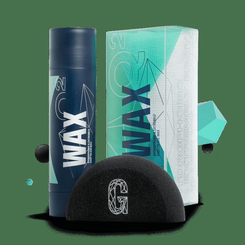 Q2 Wax Gyeon - Cire pour traitement céramique - AM-Detailing