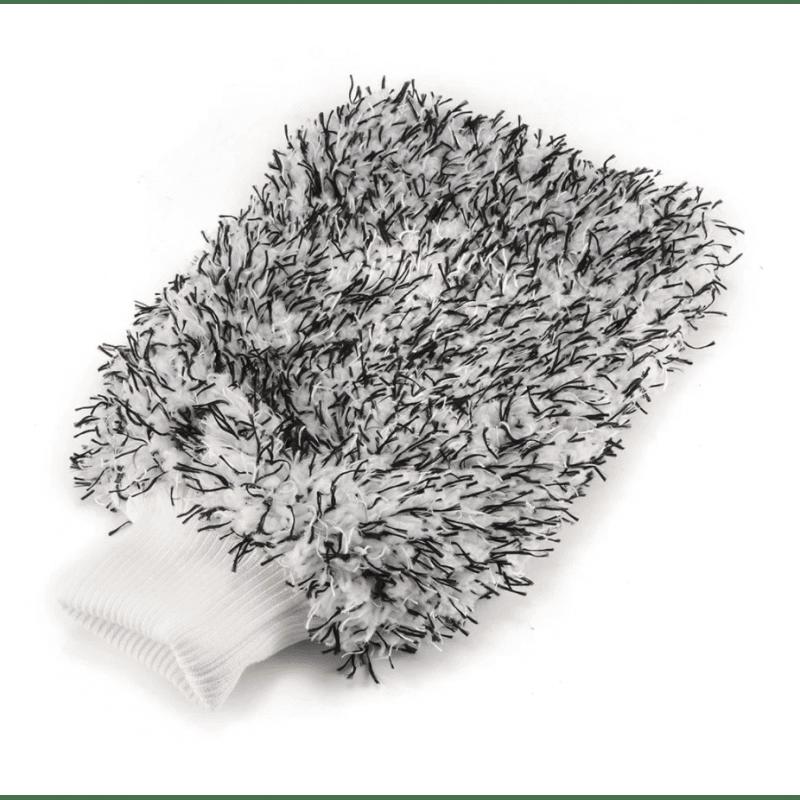 Gant de lavage microfibre 20x28cm - Nettoyage auto - AM-Detailing