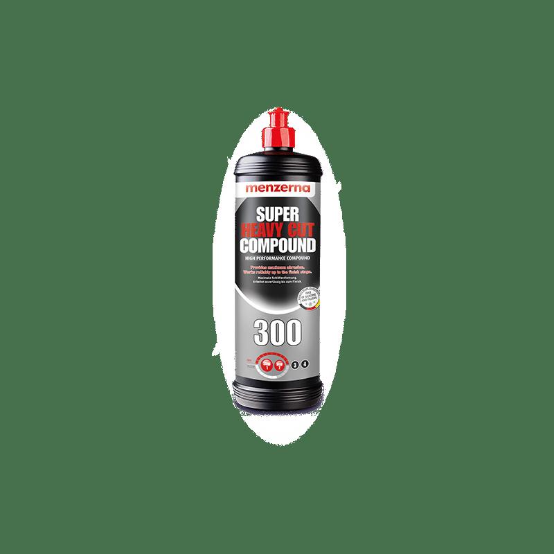300 Menzerna - Compound de correction de vernis - AM-Detailing