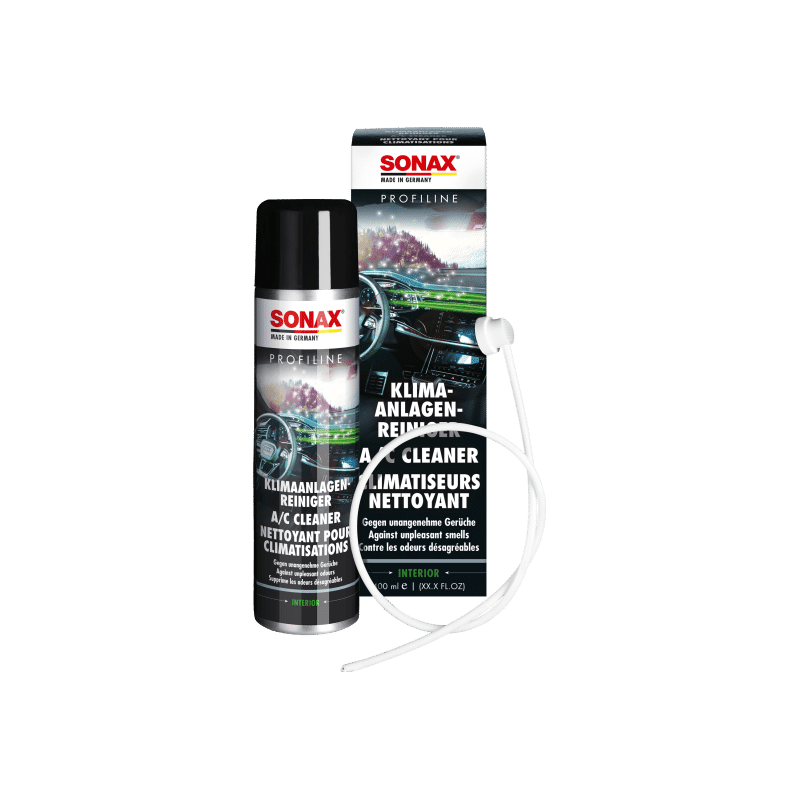 A/C Cleaner 400ml - Nettoyant climatisation - SONAX