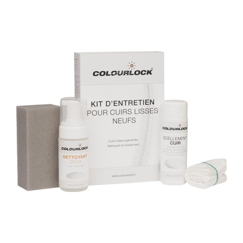 Kit d'entretien cuirs lisses neufs - Colourlock - AM-Detailing