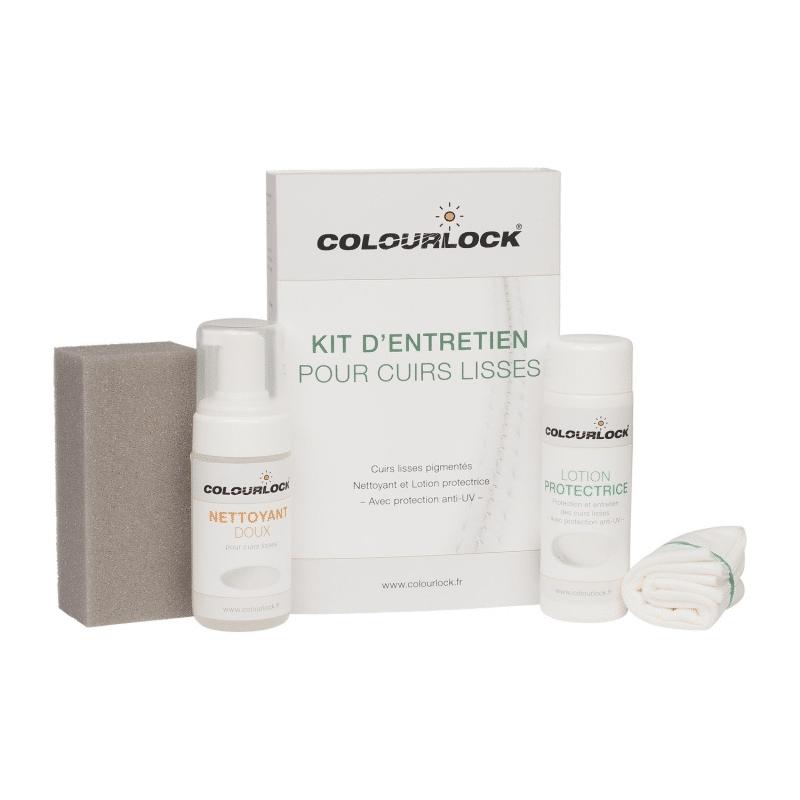 Kit d'entretien cuirs lisses anciens - Colourlock - AM-Detailing