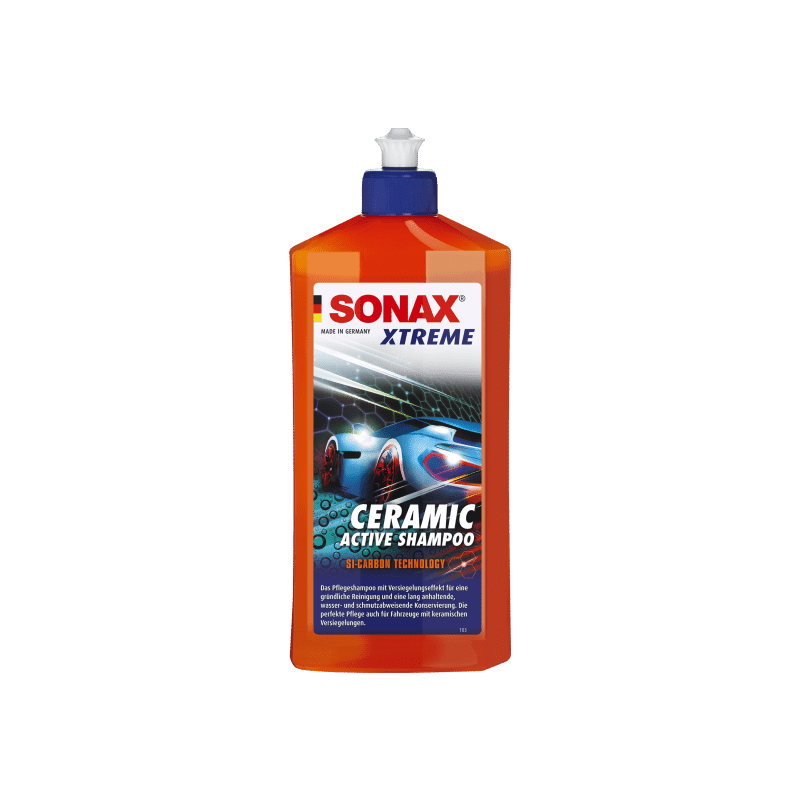 XTREME Ceramic Shampoo SONAX - Shampoing effet hydrophobe - SONAX