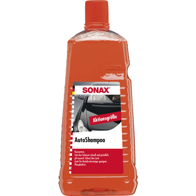 Car Wash Shampoo SONAX - Shampoing pH neutre - AM-Detailing