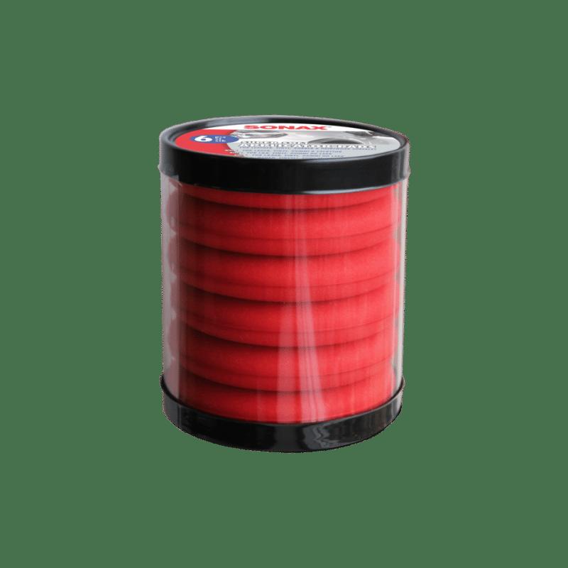 Sponge Applicator X6 SONAX - Pads en mousse - AM-Detailing