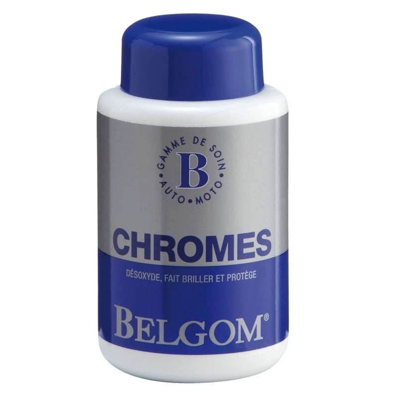Belgom Chrome 250ml - Polish pour chrome - AM-Detailing