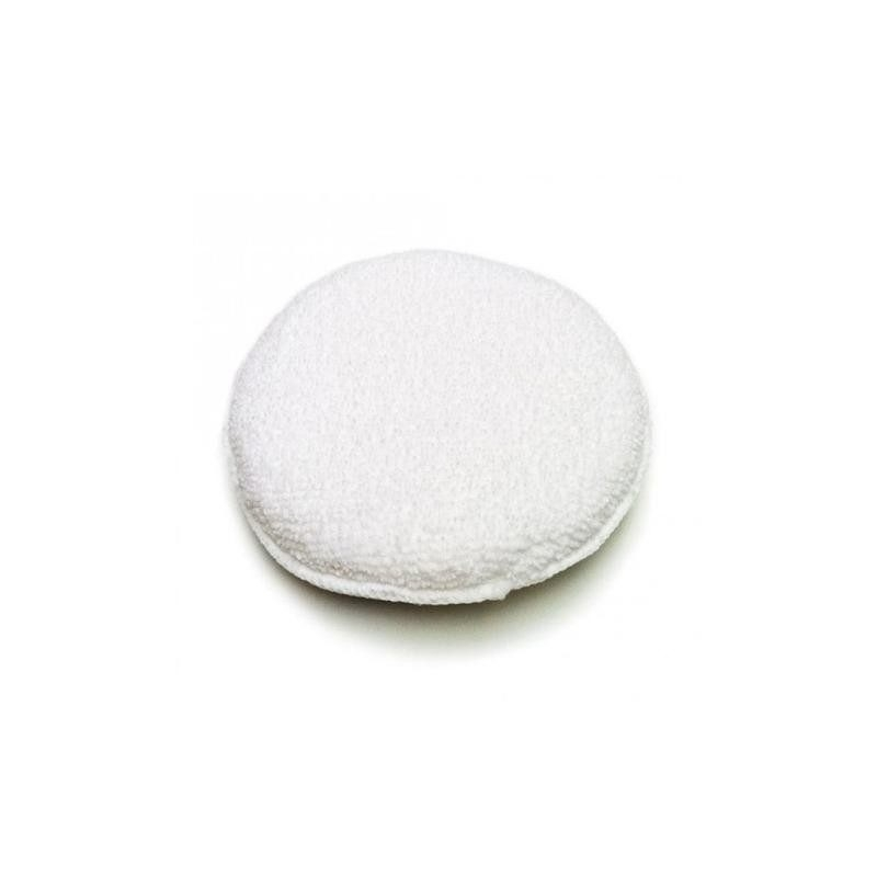 Pad microfibre - Application cire / nourissant cuir - AM-Detailing