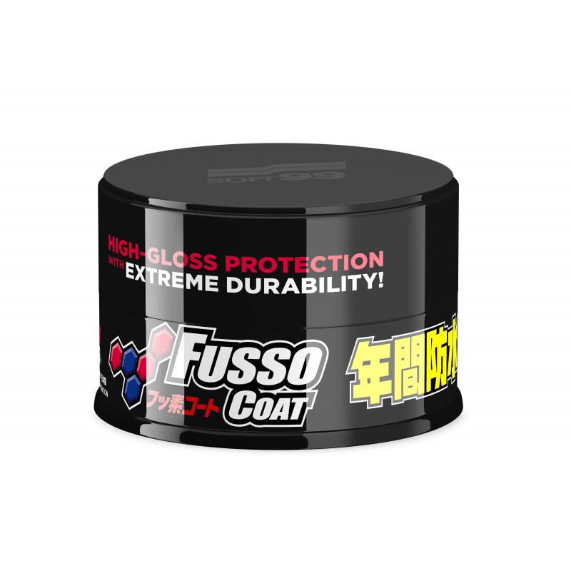 New Fusso Coat 12 months Soft99 - Cire 1 an - AM-Detailing