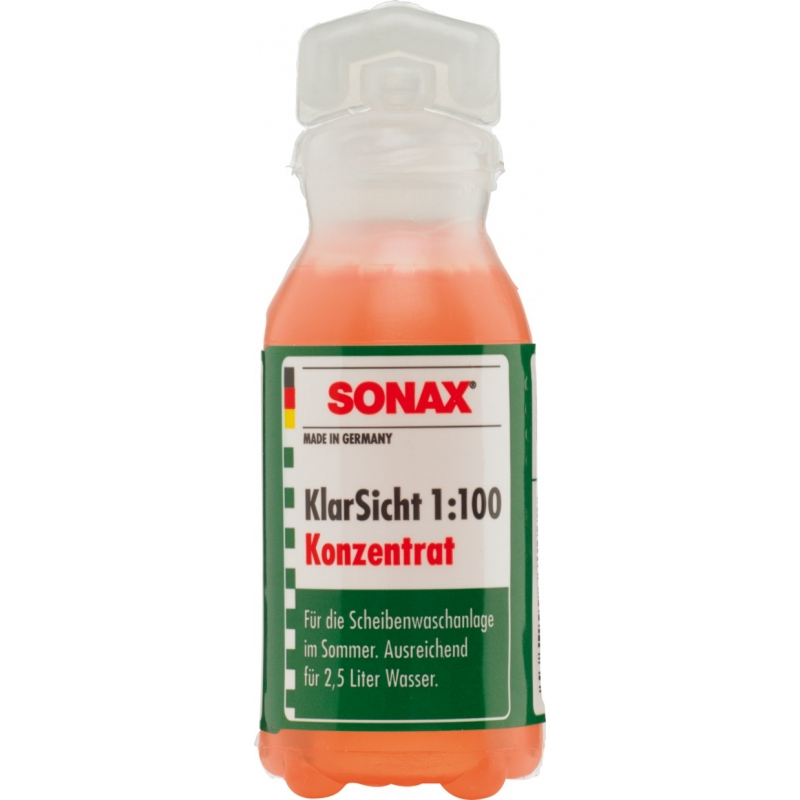 ClearView Concentrate 25ml 1:100 - SONAX