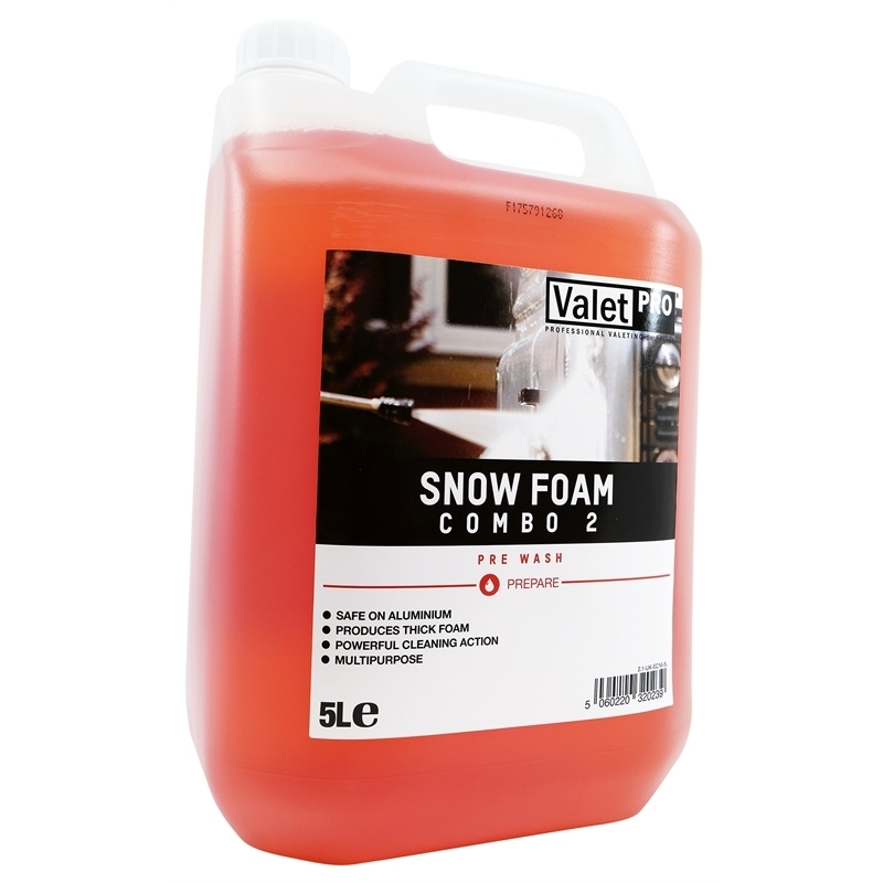 Snow Foam Combo2 ValetPRO - Prélavage hard - AM-Detailing