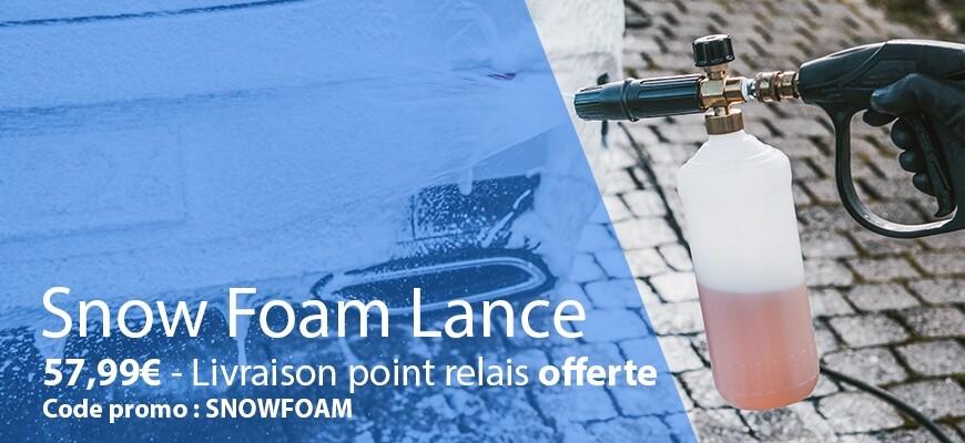 Snow Foam Lance